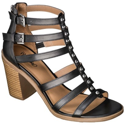 Women's Mossimo® Patsy Block Heel Sandal - Assorted Colors