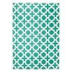 Threshold™ Indoor Outdoor Flatweave Area Rug - Turquoise Green