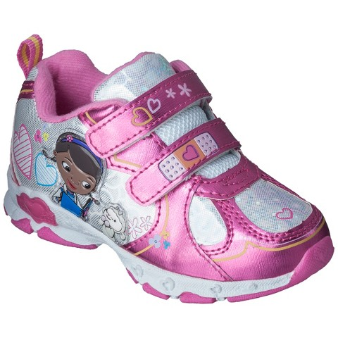 Toddler Girl's Doc McStuffins Sneakers - Pink