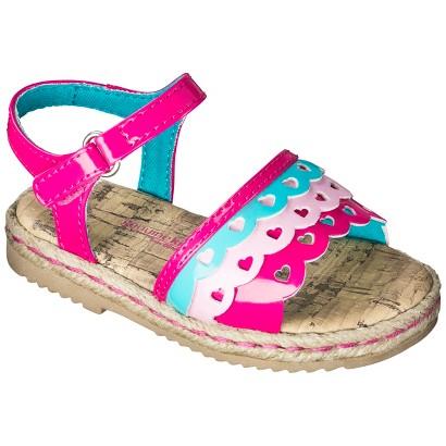 Infant Girl's Genuine Kids from OshKosh&#153 Aesha Slide Sandals - Multicolor