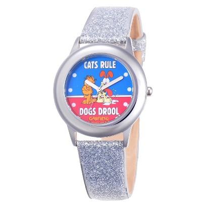 Garfield Wristwatch - Silver