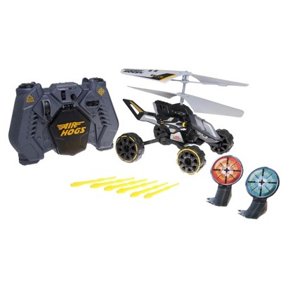 Air Hogs RC Drop Strike Helicopter -- Black