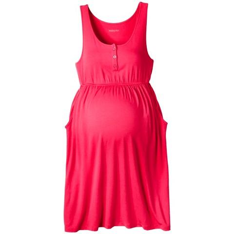 Maternity Sleeveless Dress-Merona®