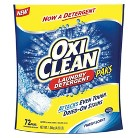 OxiClean™ Laundry Detergent Paks Fresh Scent - 72 Paks