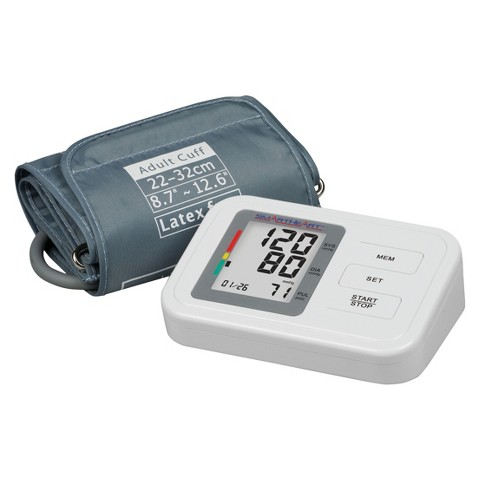 Veridian Healthcare Automatic Digital Blood Pressure Arm Monitor