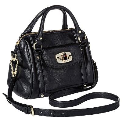 Mini Satchel Handbag with Removable Crossbody Strap - Merona™