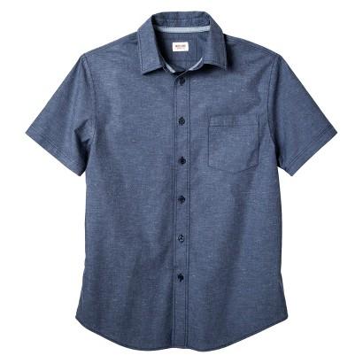 Mossimo Supply Co. Men's Short Sleeve Shirt