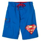 "Men's 11"" Superman Boardshort"