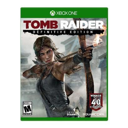 Tomb Raider - Definitive Edition (Xbox One)