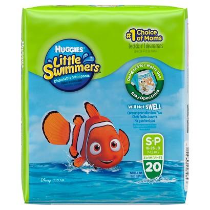 Huggies® Little Swimmers® Disposable Swimpants (Select Size)
