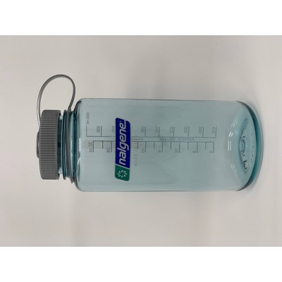 Nalgene Wide Mouth Seafoam Green Water Bottle - 32.0 Fl Oz
