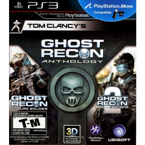 Ghost Recon Anthology (PlayStation 3)