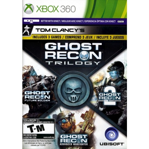Ghost Recon Trilogy (Xbox 360)