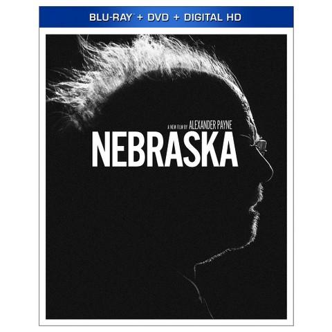 Nebraska (2 Discs) (Includes Digital Copy) (Blu-ray/DVD) (W) (Widescreen)
