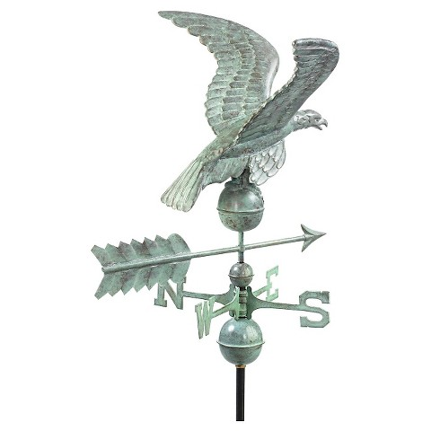 Good Directions Smithsonian Eagle Weathervane