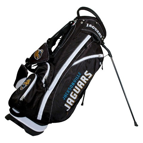Jacksonville Jaguars Fairway Stand Bag