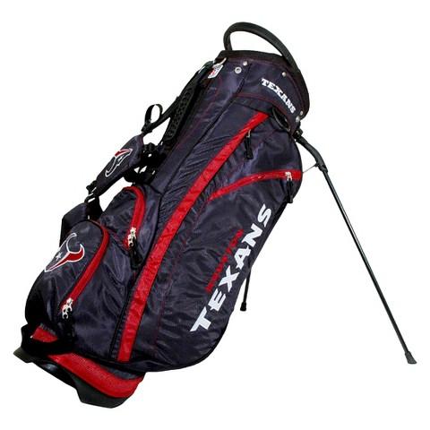 Houston Texans Fairway Stand Bag