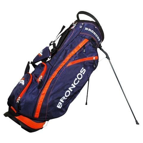 Denver Broncos Fairway Stand Bag