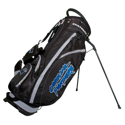 Carolina Panthers Fairway Stand Bag