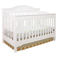 Simmons Kids Madisson Crib N More 4 In 1 Convertible