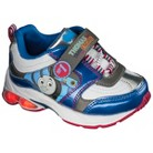 Toddler Boy's Thomas The Tank Engine Light Up Sneakers - Blue