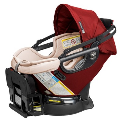 Orbit Baby G3 Infant Car Seat and Car Seat Base - Ruby