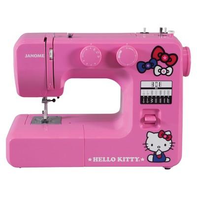 Hello Kitty Sewing Machine - Pink
