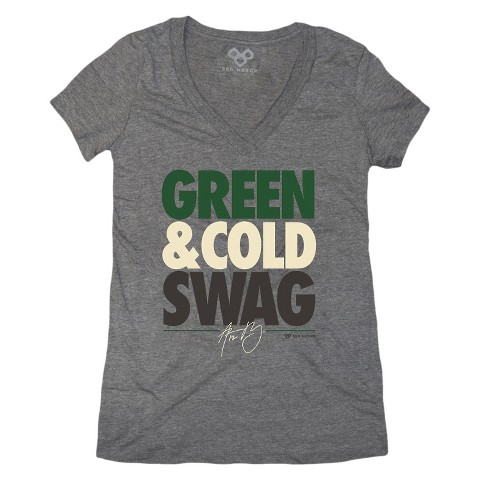 Aaron Rodgers Green & Cold Swag L/S