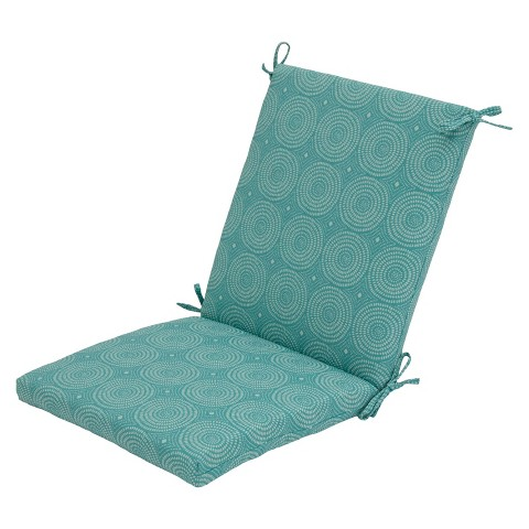 Threshold™ Outdoor Chair Cushion Tar
