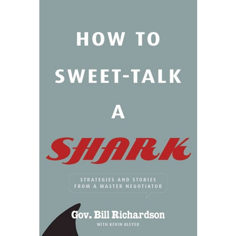 How to Sweet-Talk a Shark (Hardcover)