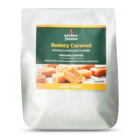 Archer Farms Buttery Caramel Light Roast Ground Coffee 20 oz