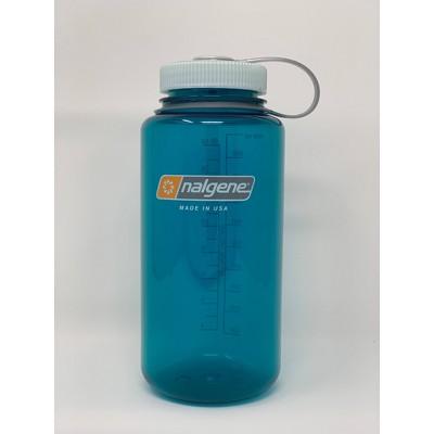 Nalgene Wide Mouth Trout Green Water Bottle - 32.0 Fl Oz