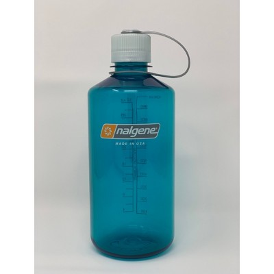 Nalgene Water Bottle Narrow Mouth 32 oz - Trout Green