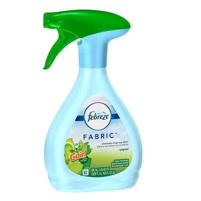 Febreze Fabric Refresher with Gain Original Air Freshener (1 Count, 16.9 oz)