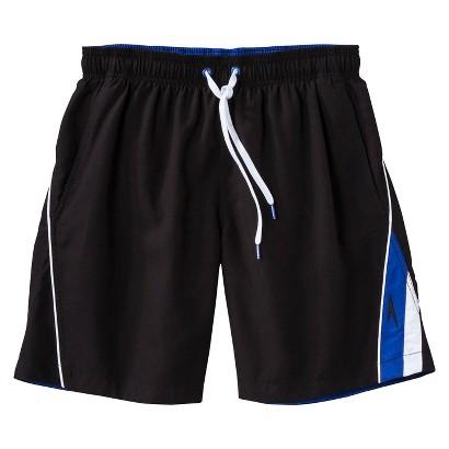 "Speedo® Men's 8"" Nautical Stripe Swim Short"