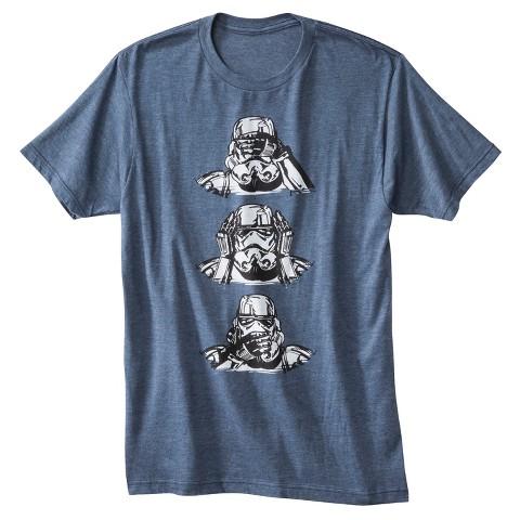 Men's Star Wars Storm Trooper T-Shirt