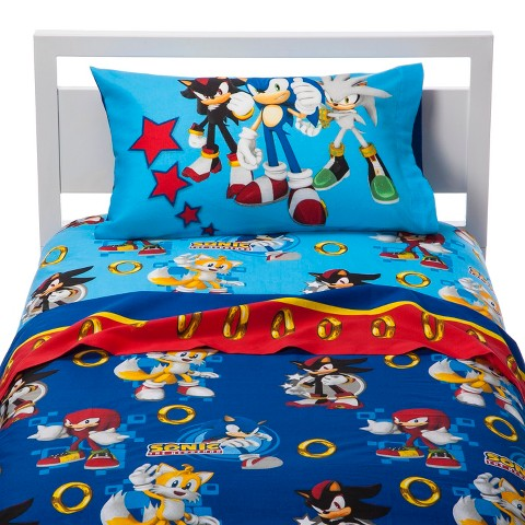 Sonic Bed Set