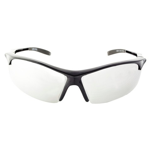 NASCAR Wrap-Around Sport Sunglasses - Black