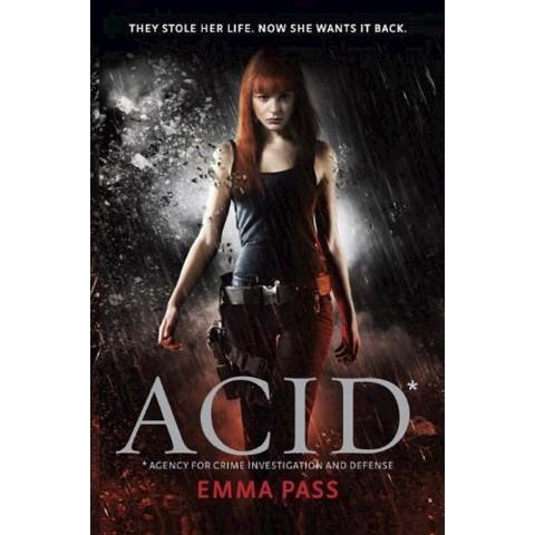 Acid (Hardcover)