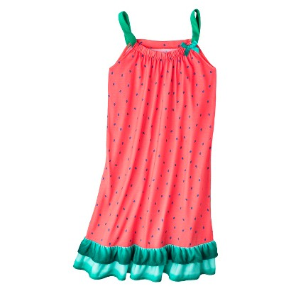 Xhilaration® Girls' Watermelon Strapless Nightgown