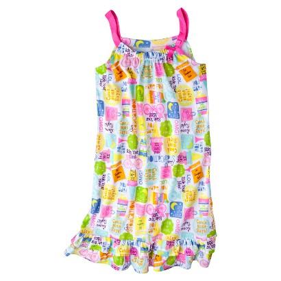 Xhilaration® Girls' Bike Strapless Nightgown