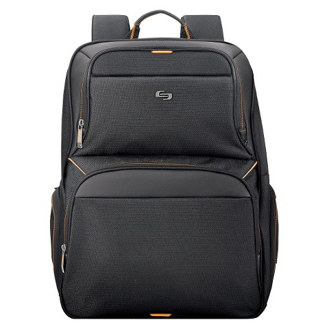 "Solo Urban Backpack - Black ( 17.3 "" )"