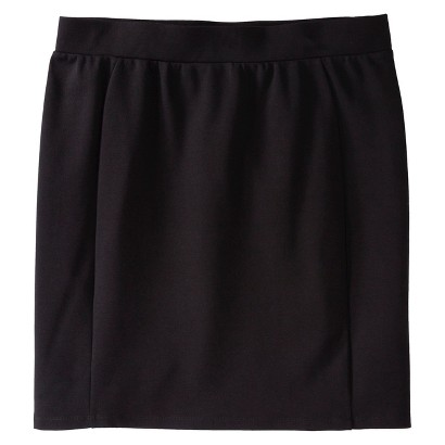 Women's Plus Size Pencil Skirt Black-Pure Energy