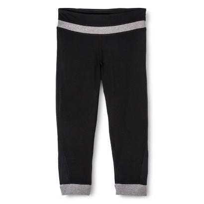C9 by Champion® Women's Must Have Capri Legging W/ Mesh - Assorted Colors