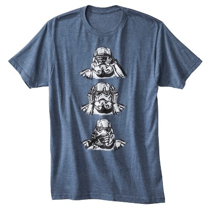 Star Wars Storm Trooper Men's T-Shirt
