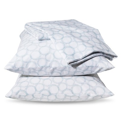 Easy Care Sheet Set - Burst (California King) - Room Essentials™