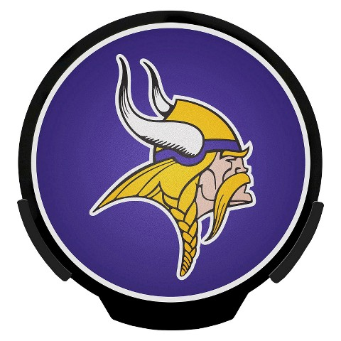Minnesota Vikings POWERDECAL&153; Backlit Logo