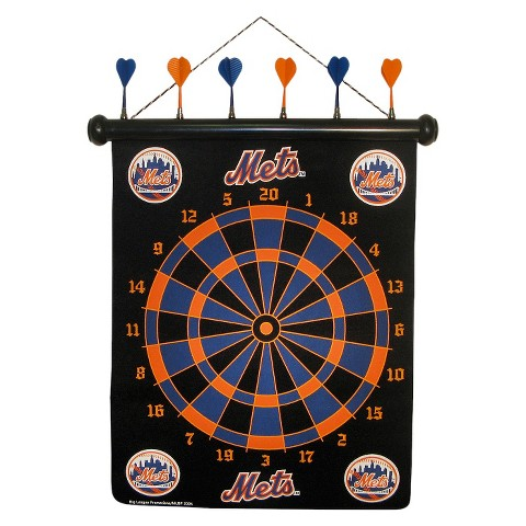 New York Mets Rico Magnetic Dart Board