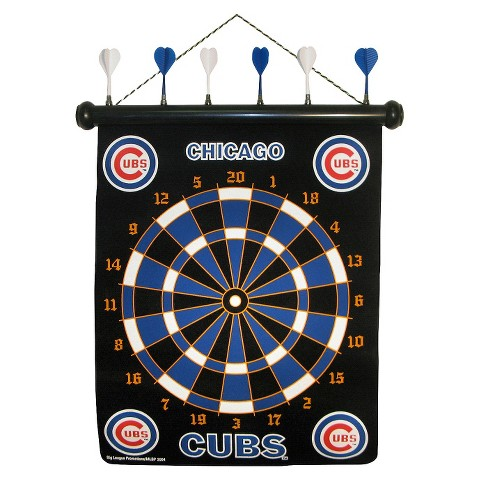Chicago Cubs Rico Magnetic Dart Board