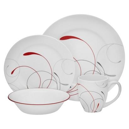 Corelle 16 Piece Splendor Dinnerware Set Target